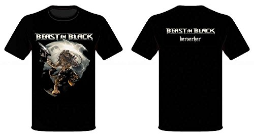 Beast IN Black - Berserker - T-Shirt XL