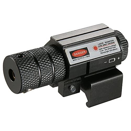 Mirini per fucili Mirino tattico Mirino a punti rossi Mirino laser con supporto per fucile Fucile Pistola   Pistola (supporto per Weaver) Mirini da caccia
