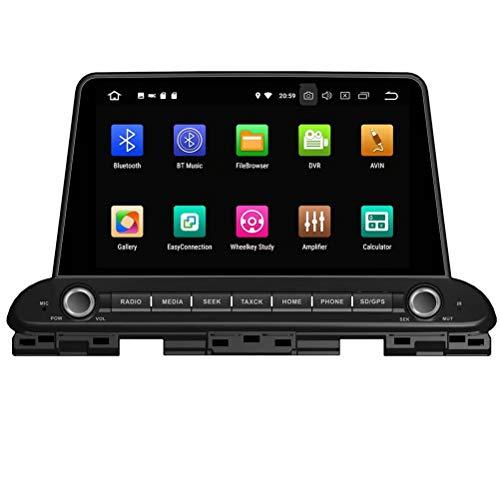 ROADYAKO Android 8.1 Stéréo de Voiture pour KIA Cerato 2018 Radio Automatique avec Navigation GPS Lien 3G WiFi Miroir RDS FM AM Bluetooth AUX Multimédia Audio Vidéo