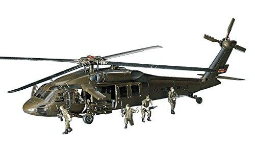 Hasegawa HAS 00433  - UH-60A Halcón Negro