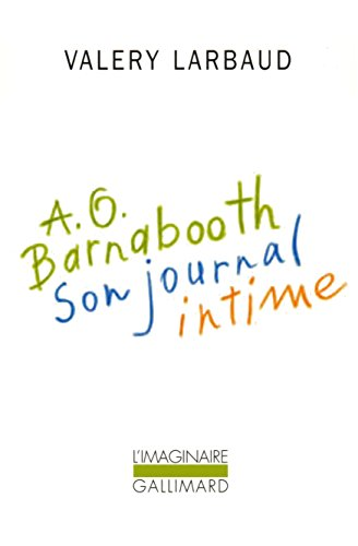 A. O. Barnabooth. Son journal intime