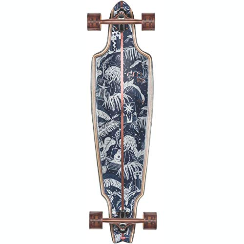 GLOBE shaka > skateboards > longboards Prowler Classic - Rosewood/Copper 38