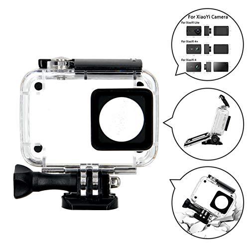for New Diving 45m Waterproof Case for Xiaomi Xiaoyi YI Case for YI 4K 4K+ Lite Action Camera 2 Protective HousingGP300