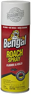 Bengal Chemical 92465 Roach II, 9 oz