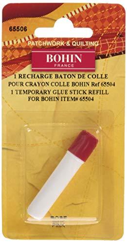 Bohin Recharge de Stylo de Colle, Blanc