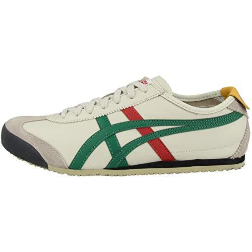Onitsuka Tiger Unisex Mexico 66 Sneaker, Birch Green, 49 EU