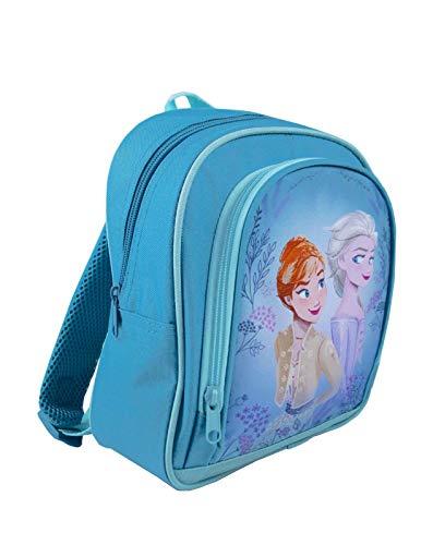Frozen reina y la princesa Ana Elsa niñas Mochila