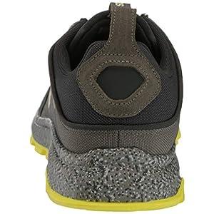 adidas Men's Response Trail Running Shoe, Legacy Green/Sand/Legend Earth, 9.5 M US