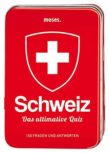 Pocket Quiz Sonderedition Schweiz: 150...