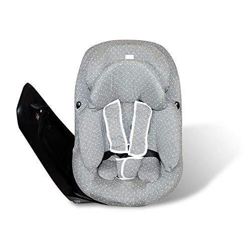 Fundas BCN  - F147 - Funda para Bebé Confort AxissFix 0+/1 - Diferentes Estampados (Vintage Dot)