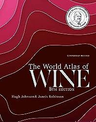 The World Atlas Of Wine (8th Edition) – Hugh Johnson, Jancis Robinson