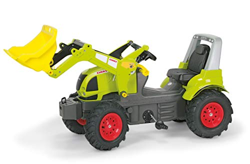 ROLLY TOYS- Trattore a Pedali Farmtrac Claas Arion...