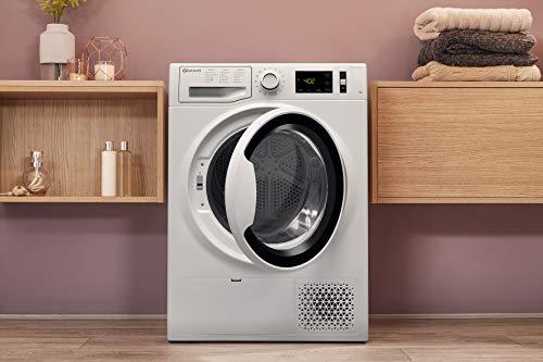 Bauknecht T Soft M11 82WK DE Wärmepumpentrockner/A++/8 kg/ActiveCare-Technologie/Leichte und schnelle Reinigung dank EasyCleaning-Filter/Wolle-Programm/Stratzeitvorwahl - 6