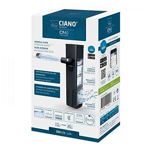 Filtro interno Ciano CF40