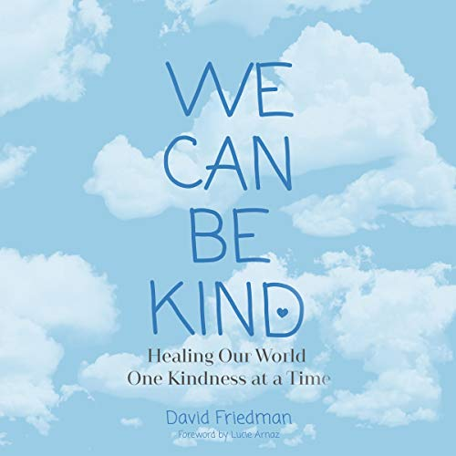 We Can Be Kind audiobook cover art