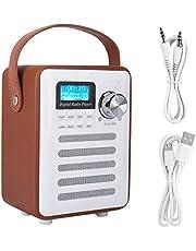 Mini draagbare DAB/DAB FM digitale internetradio Bluetooth draadloze luidspreker vervangen