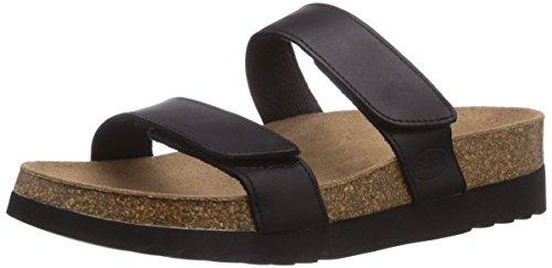 Scholl Lusaka Black - Zapatos de tacón para Mujer, Color Black, Talla 39