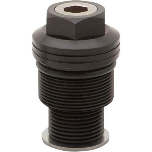Burly Brand Fork Preload Adjusters - Black Finish B25-3000B