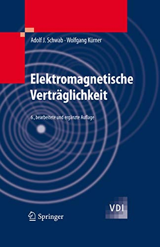 Elektromagnetische Verträglichkeit (VDI-Buch)