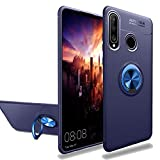Newseego Compatible with Huawei P30 Lite Case,360 Degree Adjustable Ring Stand,Frosting Thin Soft...