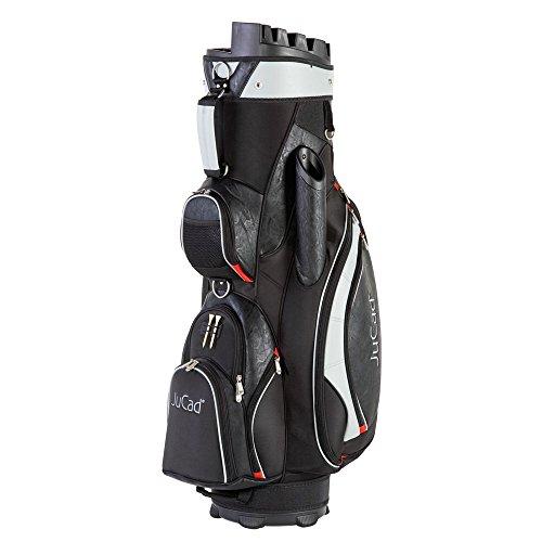 JuCad Golf Cart Bag Manager Farbe: schwarz-titan