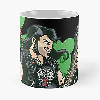 Brütal Legend Eddie Riggs Metal Jack Black - Funny Mug Coffee Gift For Christmas Father's Day