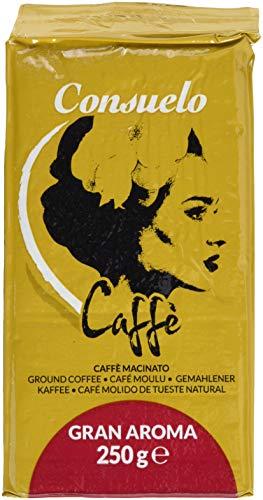 Consuelo Italienischer Caffè   Gran Aroma - gemahlen, 2 x 250 g