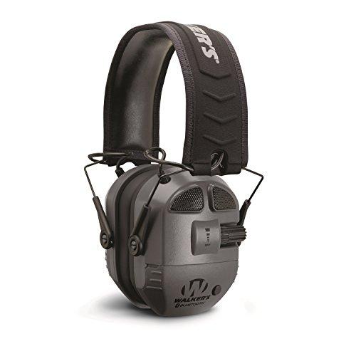 Walker's Game Ear GWP-XPMQ-BT Digital Quad Power Ear Muff
