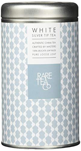 Rare Tea Company White Silver Tip, 1er Pack (1 x 25 g)
