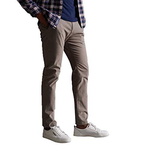Superdry Edit Chino Pantalones para Hombre