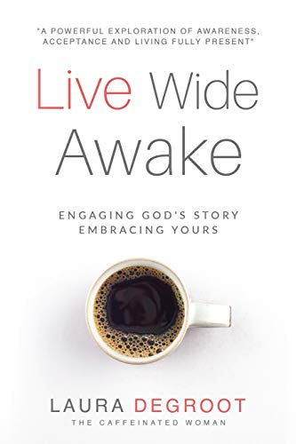Live Wide Awake: Engaging God's Story; Embracing Yours
