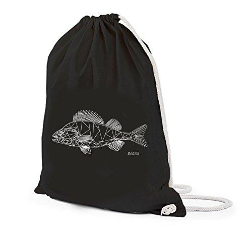 # MFB–myfishing Caja Lowpoly Bag Perch//La Diferente para Pesca/Atractivo para el Ocio o Casual tfishing/el Hips terbag para Pesca en Perca Diseño.