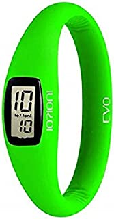 IOION E-GRF26-I Casual Watch For Unisex Digital Silicone - Green