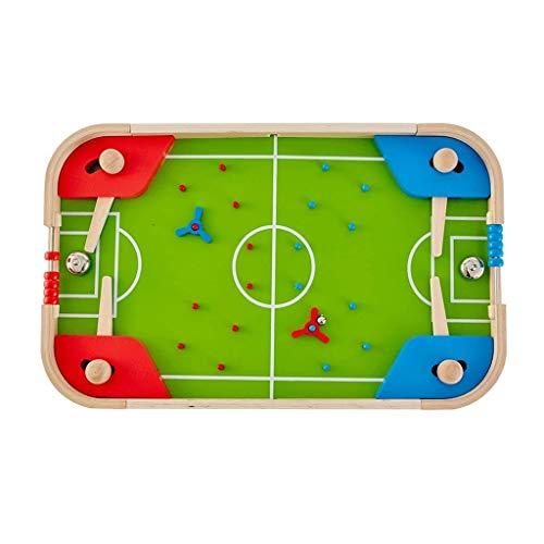 Find Bargain JKLL Mini Table Pinball Machine Game, Mini Wooden Desktop Table Pinball Machine Game Mi...