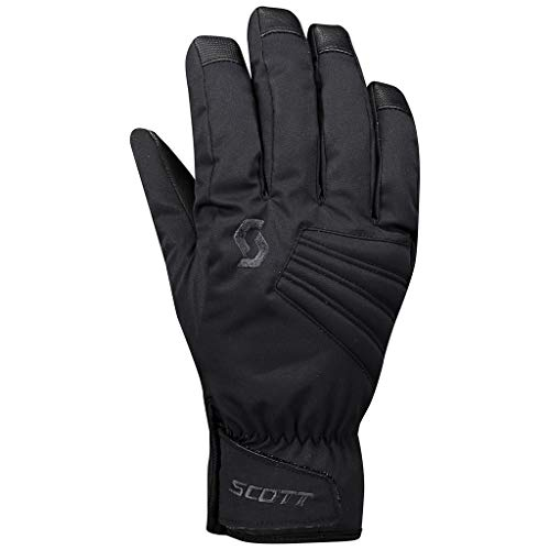 SCOTT Ultimate Hybrid Glove (Black, Medium) - Women's 2020
