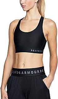 Under Armour Women's Armour Mid Keyhole Sports Bra