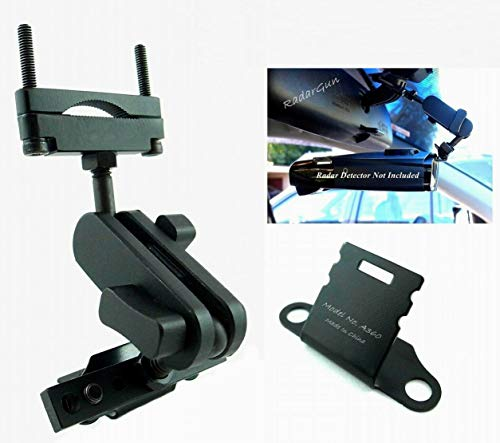 JX360 Nice Car Mirror Mount Designed for Cobra Radar Detector New & Old Models