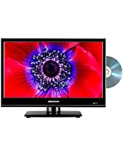 MEDION Full HD Fernseher (HD Triple Tuner, 3 x HDMI, integrierter DVD-Player, USB, Sleeptimer, Mediaplayer, CI+)