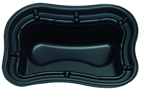 OASE 36768 Teichschale PE 500 | Teichbau | Kunststoffbecken | Gartenteich | Fertigteich | Teichwanne