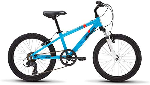 "Diamondback Bicycles Octane 20 Youth 20"" Wheel Mountain Bike, Blue"