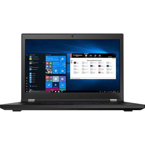 "Lenovo ThinkPad P17 Gen 1 20SN004NUS 17.3"" Mobile Workstation - Full HD - 1920 x 1080 - Intel Core i7 (10th Gen) i7-10850H Hexa-core (6 Core) 2.70 GHz - 32 GB RAM - 1 TB SSD - Black - Windows 10"
