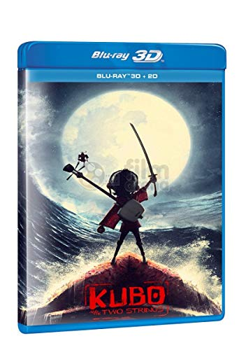 Kubo And The Two Strings (Blu-ray 3D + Blu-ray + Digital Download) [2016] UK-Import, Sprache-Englisch