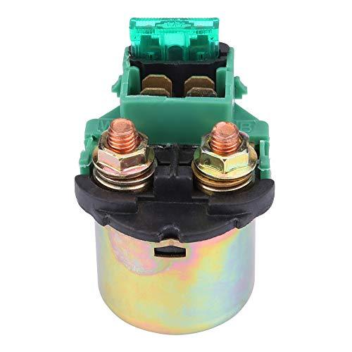Outbit Starter Solenoid Relay - Austausch des Motocycle Starter Relay Solenoids für VT600/CB400F/NT650/NX250/XL600/VF750/GB500