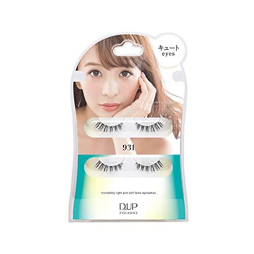 D.U.P DUP Japan - DUP Eyelash 931 cute eyes (Maikawa Ike false eyelashes / secret line air)