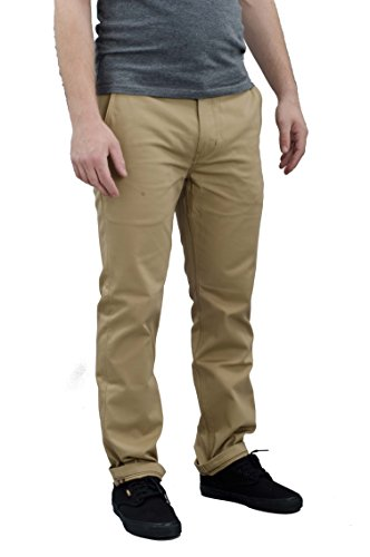 Levi's Skate - Pantalon de travail Cabernet - Marron - Taille 40