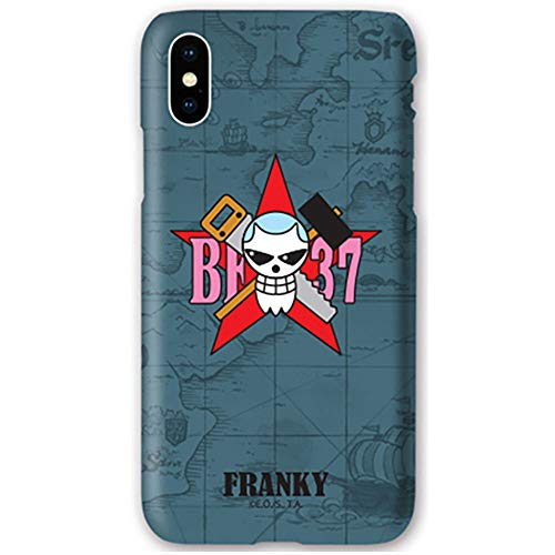 Funda rígida con diseño de calavera 3D para Apple iPhone 8 Plus/iPhone 7 Plus (Franky)