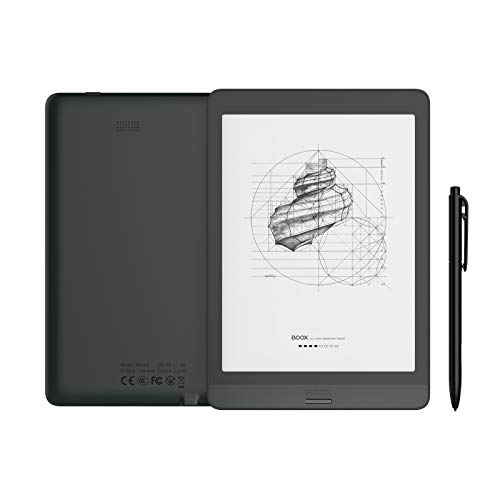 BOOX Nova3,電子ペーパー,7.8インチ,E Ink,Android10,電子書籍リーダー