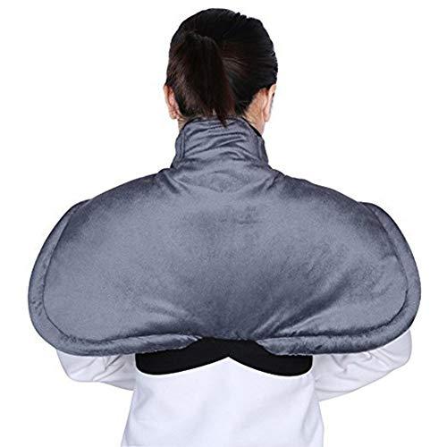 JJDD'G Manta Electrica Espalda y Cuello, 3 Niveles de Temperatura, diseño de...