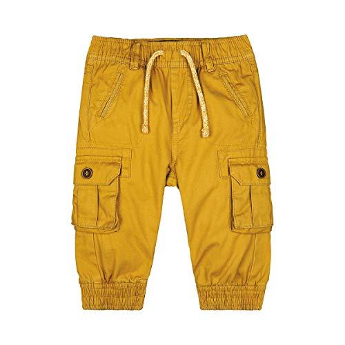 Mothercare Pantalon cargo pantalon bébé, jaune