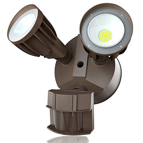 30W LED Security Light Motion Sensor Outdoor